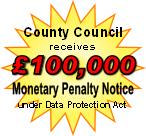 County Council Data Fine Artwork